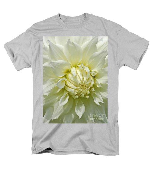 A Secret Visitor Men's T-Shirt  (Regular Fit) by Cindy Manero