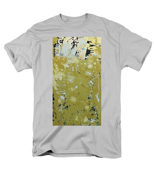 Abstract 1014 Men's T-Shirt  (Regular Fit) by Gallery Messina