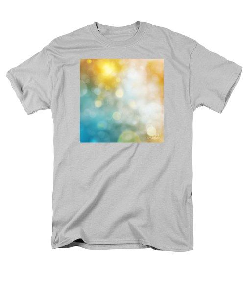 Abstract Bokeh Men's T-Shirt  (Regular Fit) by Atiketta Sangasaeng
