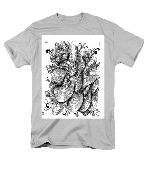 Abstract Men's T-Shirt  (Regular Fit) by Quwatha Valentine