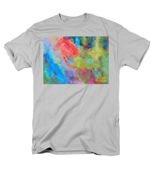 Abstract Men's T-Shirt  (Regular Fit) by Reina Resto