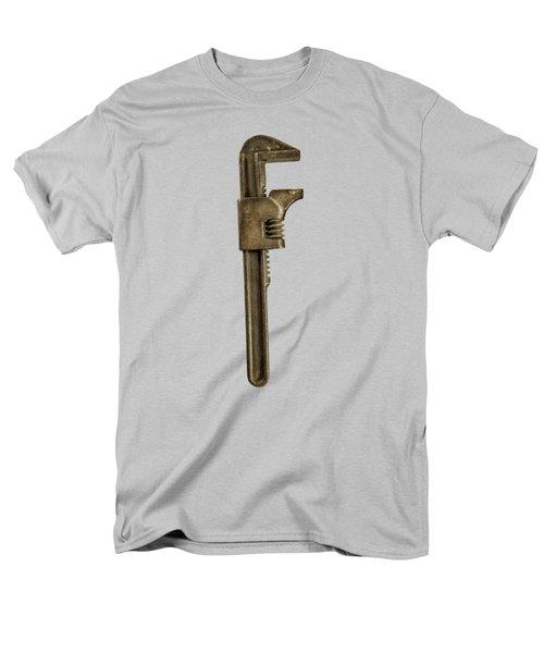 Adjustable Wrench Backside Men's T-Shirt  (Regular Fit) by Yo Pedro