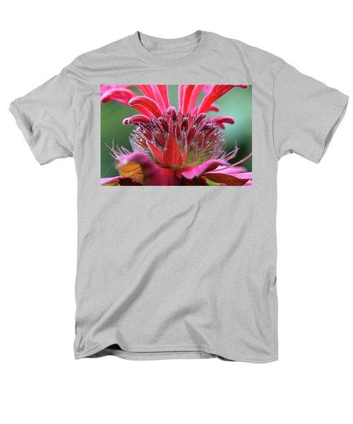 Alien Plant Life Men's T-Shirt  (Regular Fit) by David Stasiak