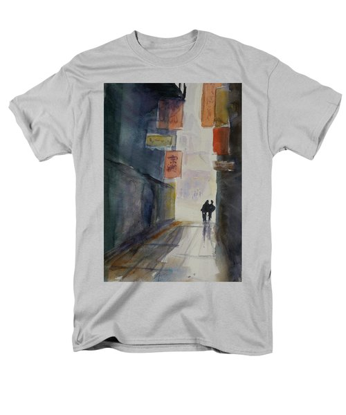 Alley In Chinatown Men's T-Shirt  (Regular Fit) by Tom Simmons