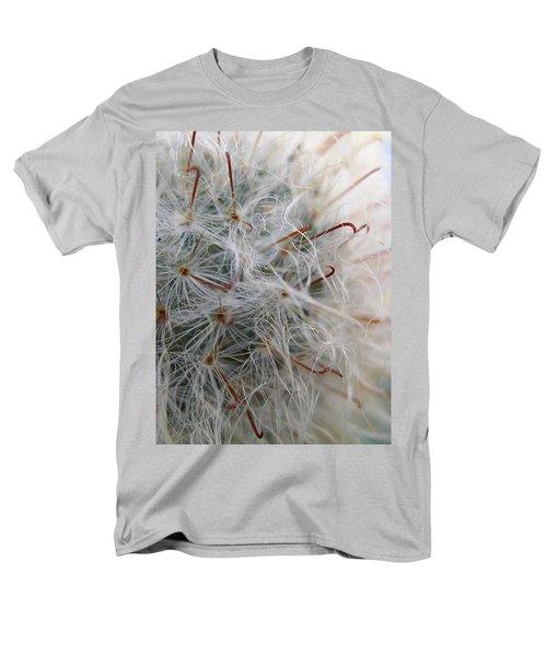 Men's T-Shirt  (Regular Fit) featuring the photograph Allium Sativum by Jolanta Anna Karolska