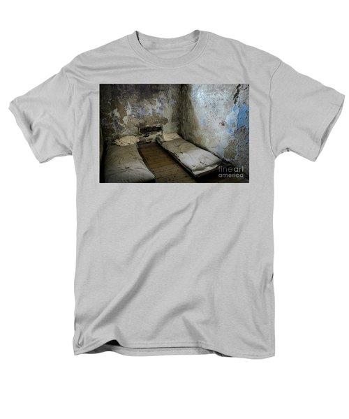 An Empty Cell In Cork City Gaol Men's T-Shirt  (Regular Fit) by RicardMN Photography