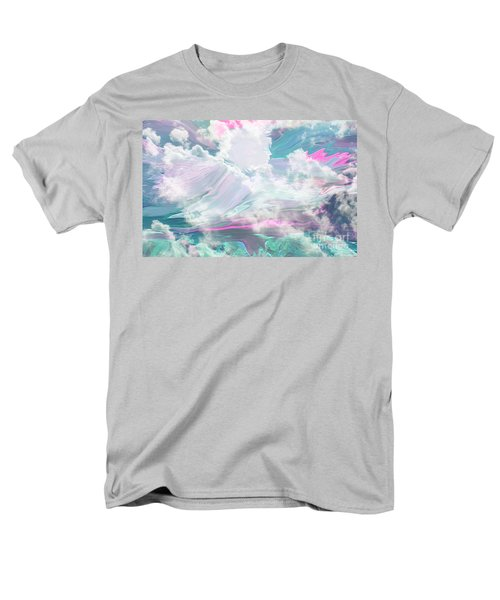 Angel Art Angel Of Peace And Healing Men's T-Shirt  (Regular Fit) by Sherri's Of Palm Springs