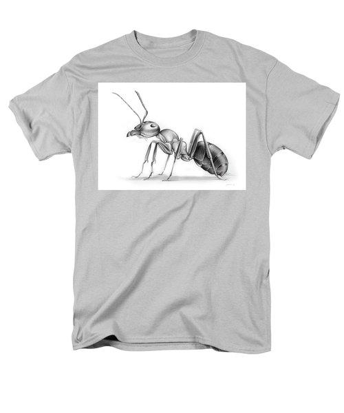 Ant Men's T-Shirt  (Regular Fit) by Greg Joens