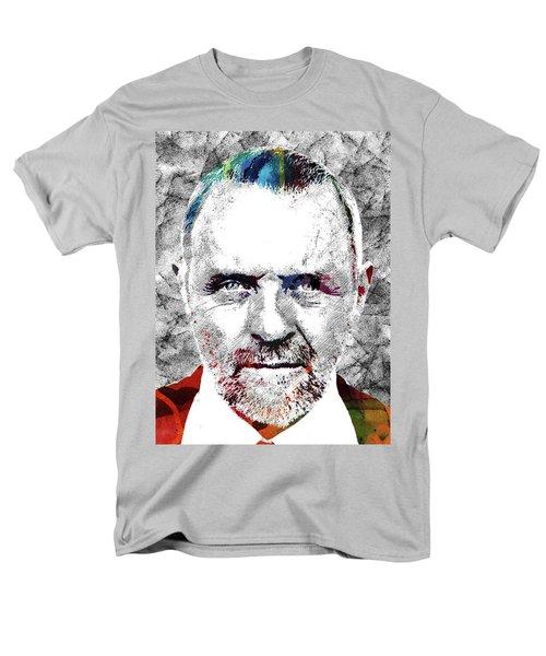 Antony Hopkins Men's T-Shirt  (Regular Fit) by Mihaela Pater