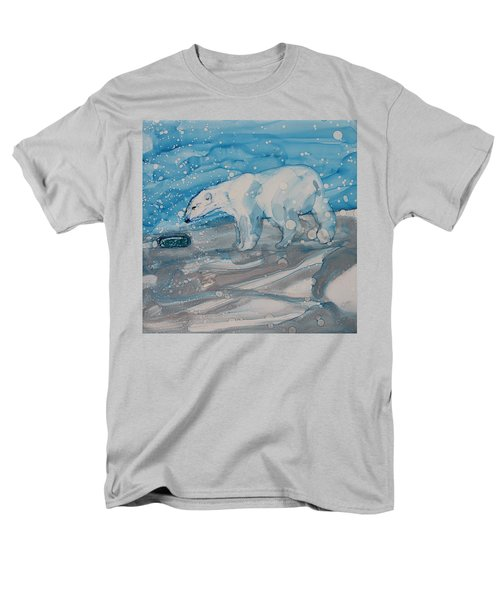 Anybody Home? Men's T-Shirt  (Regular Fit) by Ruth Kamenev
