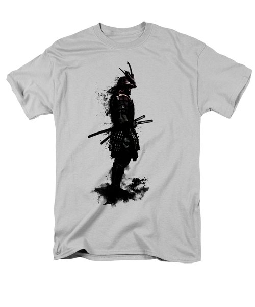 Armored Samurai Men's T-Shirt  (Regular Fit) by Nicklas Gustafsson
