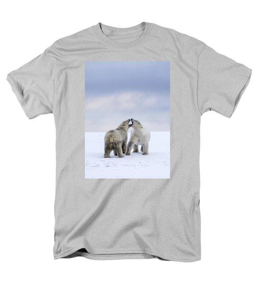 Artic Antics Men's T-Shirt  (Regular Fit)