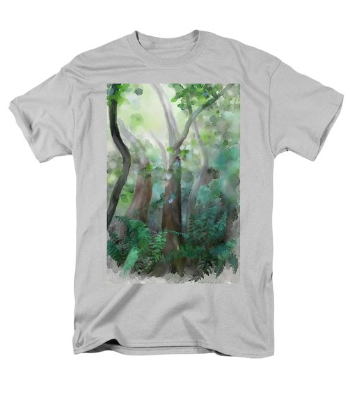 Jungle Men's T-Shirt  (Regular Fit) by Ivana Westin