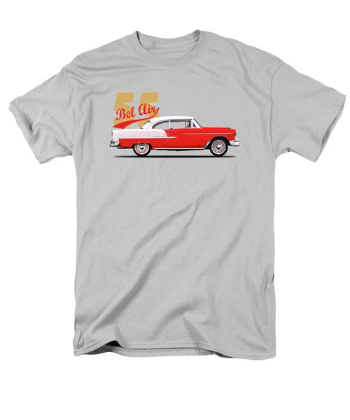 Bel Air Sport 1955 Men's T-Shirt  (Regular Fit) by Mark Rogan