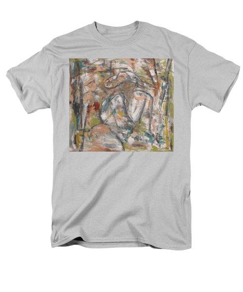Autumn Breeze Men's T-Shirt  (Regular Fit) by Trish Toro