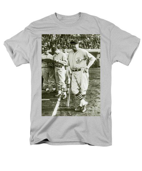 Babe Ruth All Stars Men's T-Shirt  (Regular Fit) by Jon Neidert