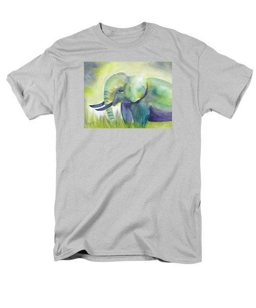 Baby Elephant Men's T-Shirt  (Regular Fit) by Frank Bright