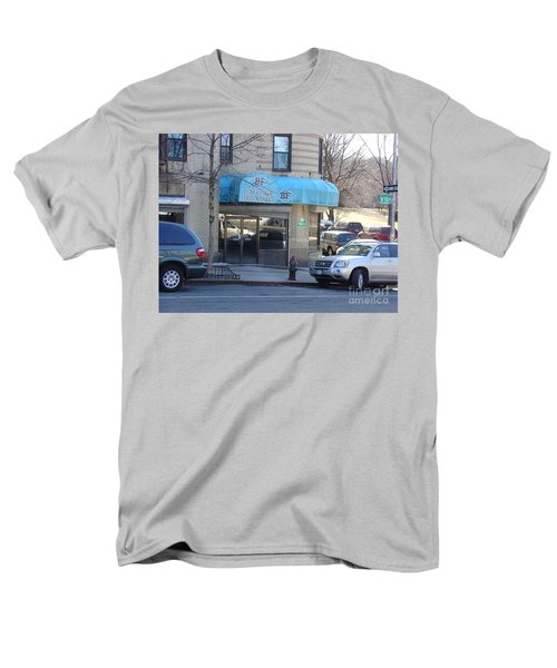 Men's T-Shirt  (Regular Fit) featuring the photograph Baker Field Deli by Cole Thompson