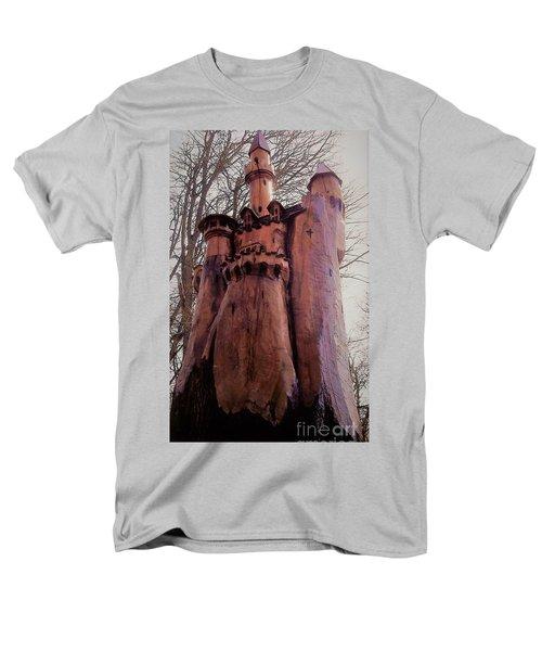 Bavarian Castle Men's T-Shirt  (Regular Fit) by John Williams