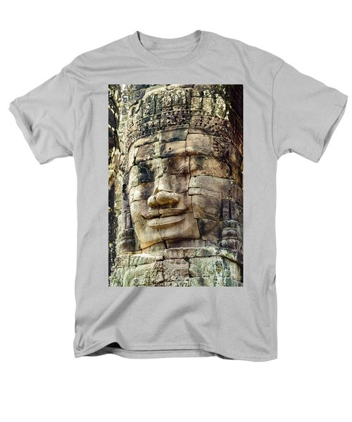 Bayon 2 Men's T-Shirt  (Regular Fit) by Werner Padarin