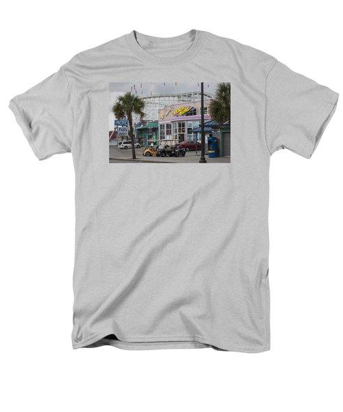 Beach Bums - Myrtle Beach South Carolina Men's T-Shirt  (Regular Fit) by Suzanne Gaff