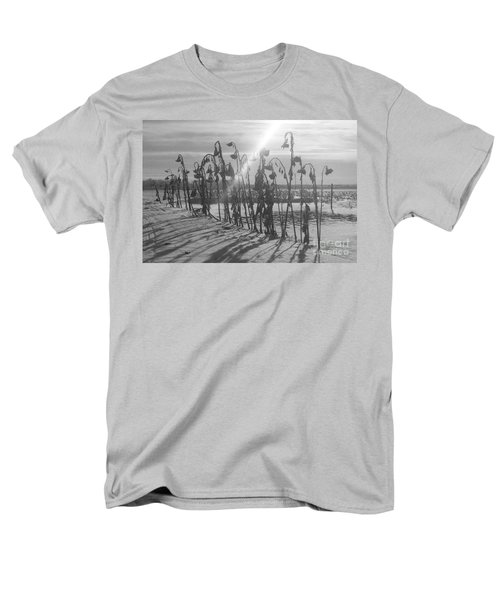 Beam Of Light Men's T-Shirt  (Regular Fit) by Mary Mikawoz