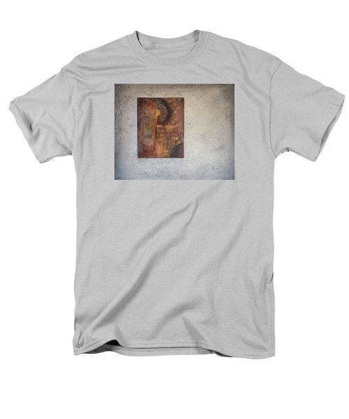 Beautiful Corrosion Too Men's T-Shirt  (Regular Fit) by Theresa Marie Johnson