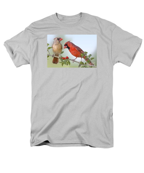 Beauty On A Branch Men's T-Shirt  (Regular Fit) by Bonnie Barry