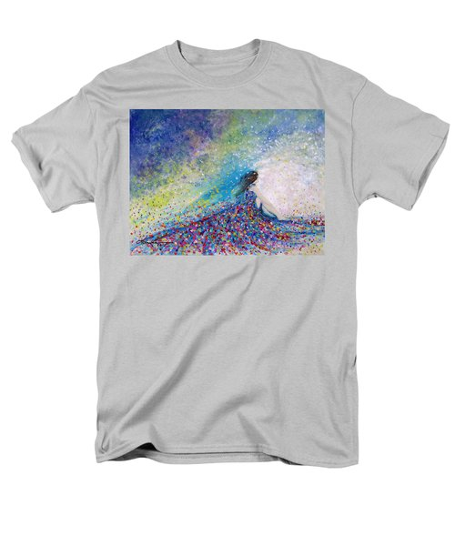 Being A Woman - #5 In A Daydream Men's T-Shirt  (Regular Fit) by Kume Bryant
