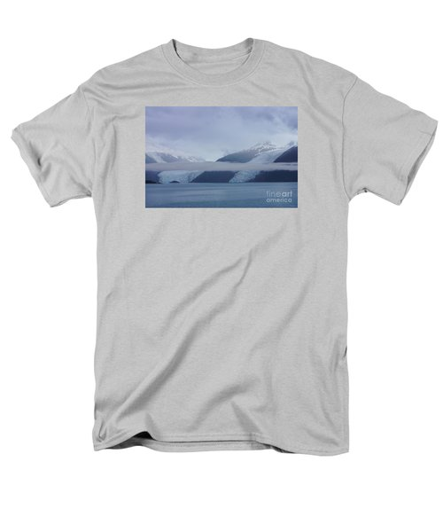 Blue Escape In Alaska Men's T-Shirt  (Regular Fit) by Jennifer White