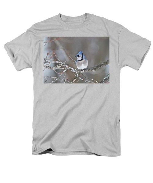 Bluejay 1352 Men's T-Shirt  (Regular Fit) by Michael Peychich