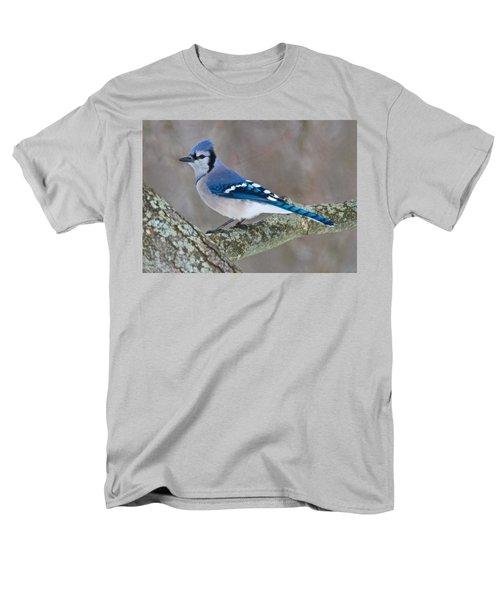 Bluejay 1357 Men's T-Shirt  (Regular Fit) by Michael Peychich