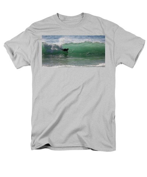 Body Surfer Men's T-Shirt  (Regular Fit) by Jim Gillen