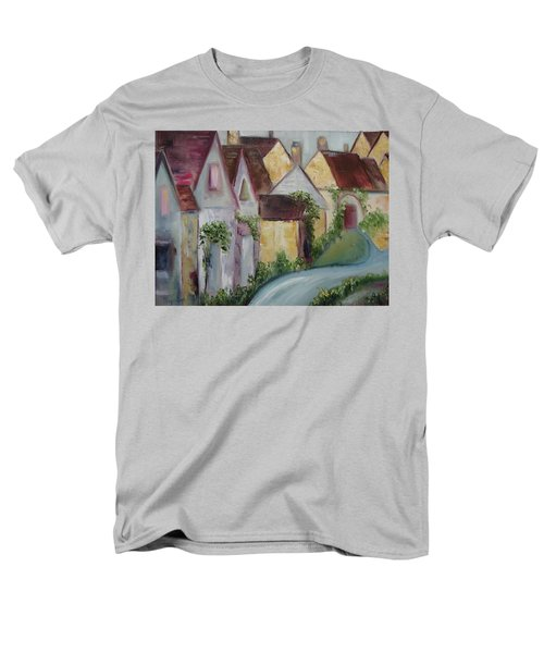 Bourton On The Water Men's T-Shirt  (Regular Fit) by Roxy Rich