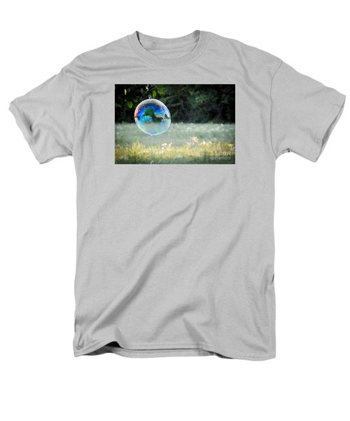 Bubble Men's T-Shirt  (Regular Fit) by Cheryl McClure
