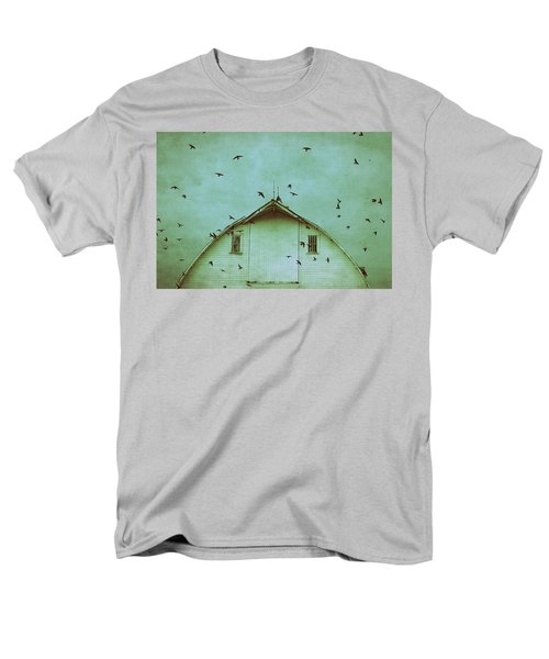 Busy Barn Men's T-Shirt  (Regular Fit)