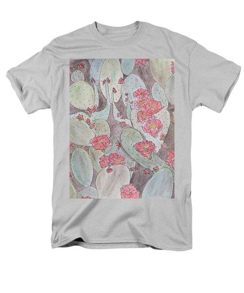 Cactus Voices #2 Men's T-Shirt  (Regular Fit)
