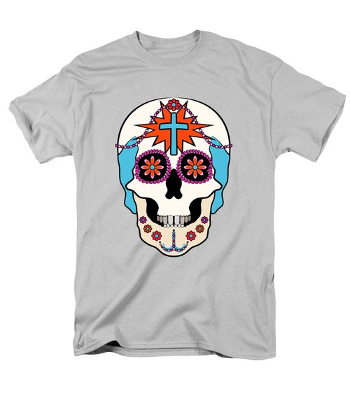 Calavera Graphic Men's T-Shirt  (Regular Fit) by MM Anderson