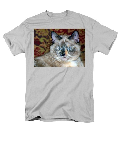 Men's T-Shirt  (Regular Fit) featuring the photograph Cali-mese by Betty Northcutt