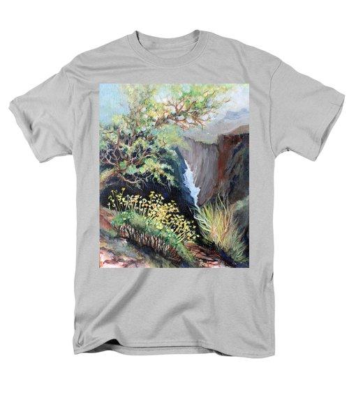 Canyon Land Men's T-Shirt  (Regular Fit)