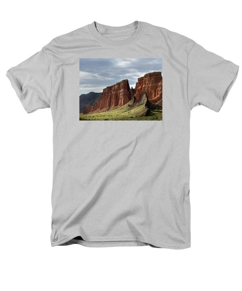 Capital Reef-cathedral Valley 9 Men's T-Shirt  (Regular Fit) by Jeff Brunton