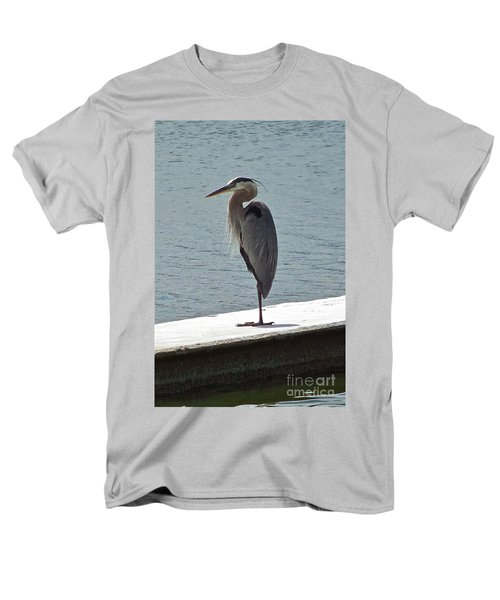 Catching Some Morning Rays Men's T-Shirt  (Regular Fit) by Carol  Bradley