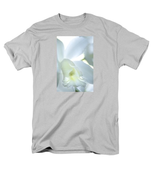 Cattleya Orchid #1 Men's T-Shirt  (Regular Fit) by George Robinson