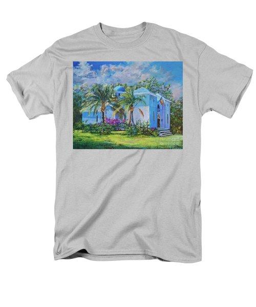 Chapel Of St. Panteleimon Men's T-Shirt  (Regular Fit) by AnnaJo Vahle