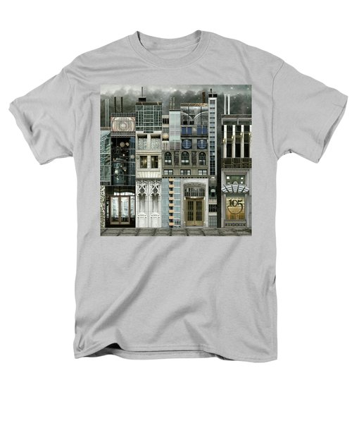 Chicago Reconstruction 1 Men's T-Shirt  (Regular Fit)