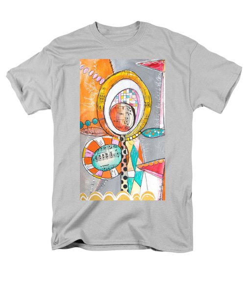 Circus Two Men's T-Shirt  (Regular Fit) by Karin Husty