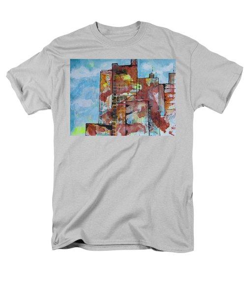 Cityscape 230 Men's T-Shirt  (Regular Fit) by Karin Husty