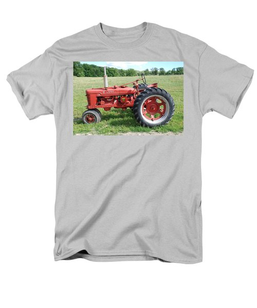 Classic Tractor Men's T-Shirt  (Regular Fit) by Richard Bryce and Family