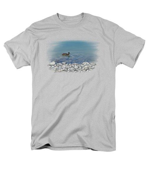 Clear Water  Men's T-Shirt  (Regular Fit) by Ivana Westin