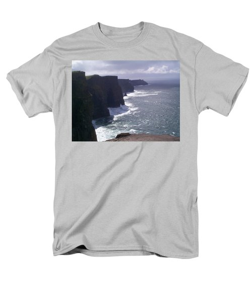 Cliffs Of Moher Men's T-Shirt  (Regular Fit) by Charles Kraus